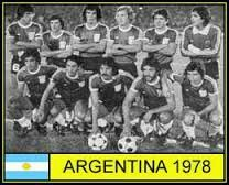 Argentina campione del mondo! Strepitava el gordo Muñoz dalla radio a transistor.