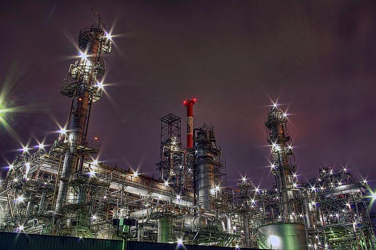 昭和四日市石油四日市製油所