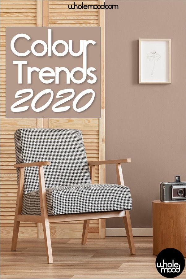 2020 Colour Trends Cool Calm Collected Right Here Color