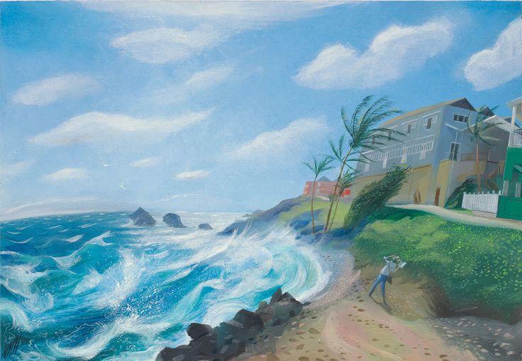 At the Atlantis Hotel – Barbados