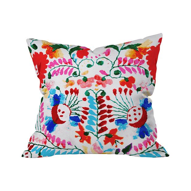 Take In The Hypnotic Quality Of This Insomnia Outdoor Throw Pillow. We Fell  For Its