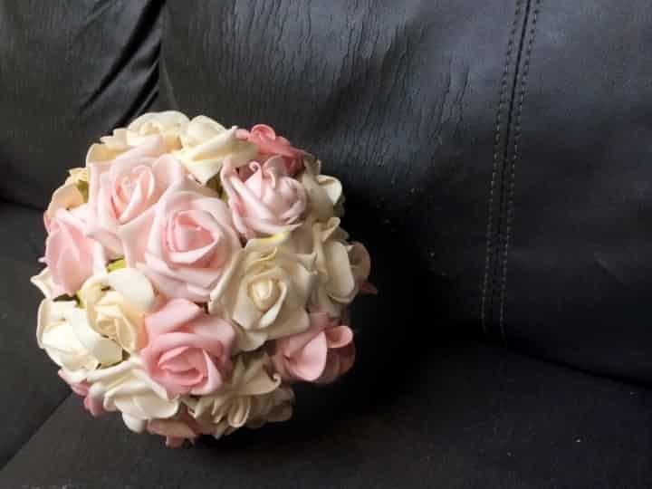Tutorial per creare composizioni sferiche con le rose