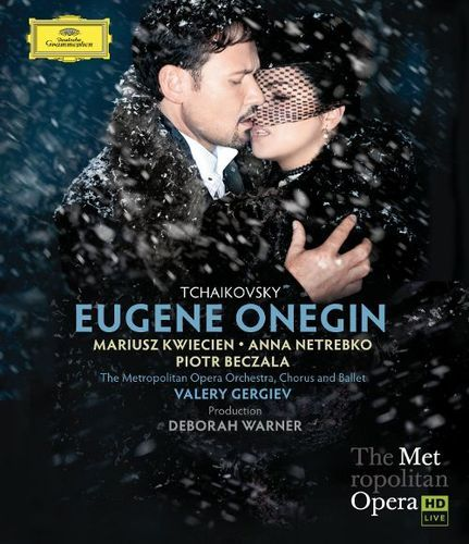 Tchaikovsky: Eugene Onegin [Video] [Blu-Ray Disc]