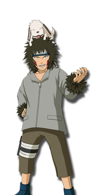 Young Kiba Inuzuka render Ninja Storm 4 by maxiuchiha22 ...