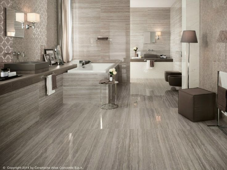 126 best images about master bath walls and floors on - Top bagno gres porcellanato ...