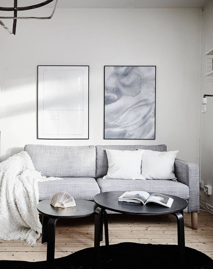 Bedroom, living room and workspace in one - via cocolapinedesign.com