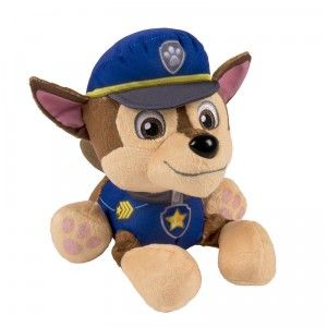 Paw Patrol Pup Pals Chase stuffed animal