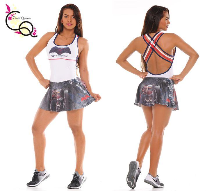 Las 25 mejores ideas sobre vestidos deportivos en for Deportivas para gimnasio