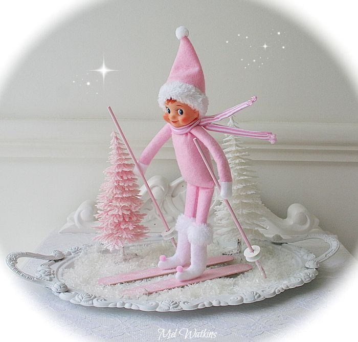 17 best Simply a pink elf on the shelf images on Pinterest ... - photo#22