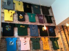 displaying t shirts for sale - Google Search