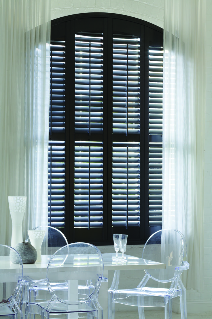 14 Best Plantation Shutters Images On Pinterest Indoor