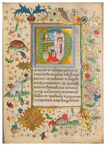 Como es bien sabido hasta mediados del siglo XV los libros eran manuscritos, y una gran mayoría, sobre todo los religiosos, estaban adornados en sus páginas con florilegios diversos tanto en los bordes de pagina como en las iniciales, y en la mayoría de los casos con miniaturas colocadas en diversas partes del folio.. http://redespress.wordpress.com/2014/12/26/iluminacion-en-escritos-medievales/
