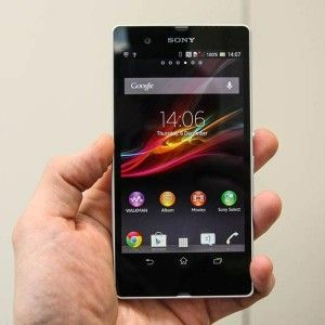 Sony Xperia Z – Best Phone 2013