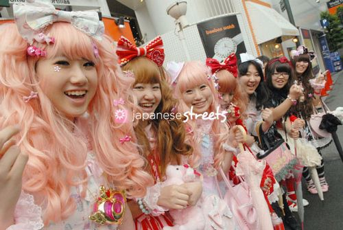 I wished to live in Harajuku when I was a teenager. Then I found out how expensive it was to live in Japan. Always jealous of those Harajuku Girls!