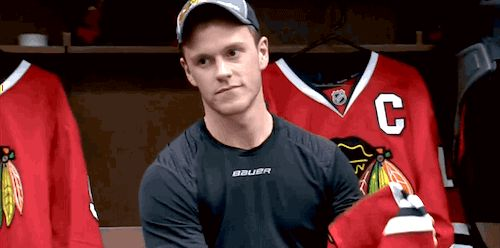 """Is it possible to send a cease and desist to someone's face?"" pretty sure that's what Toews' brain is already trying to do 24/7"