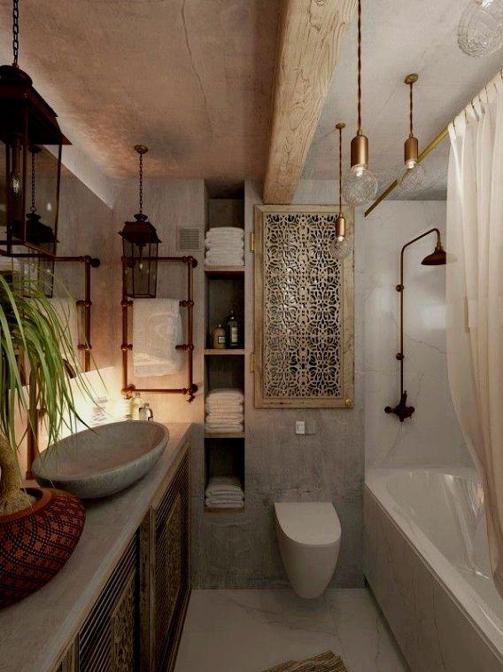 Bathroom hacks – White tiles inside your bathroom …