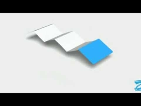 The Z-CARD® C- Fold format