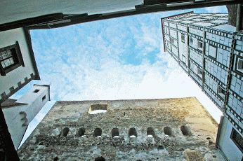 Mittelalter trifft Renaissance #perspektivenwechsel #architektur