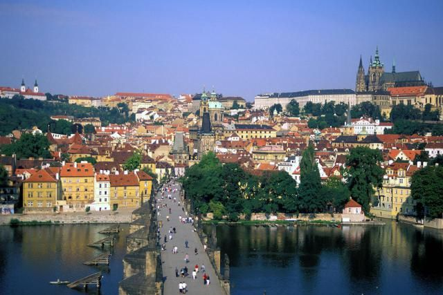 Travel to Prague in March for the potential to see the Czech capital city come alive with Easter festivities. The weather is still chilly, but seasonal events make a visit during this month well worth it.