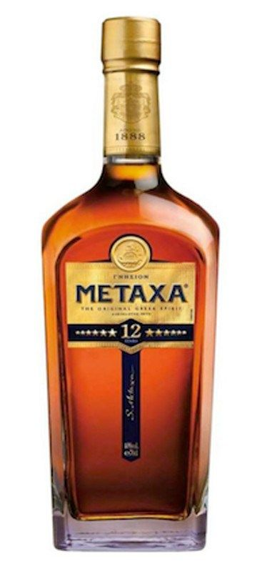 10% OFF for 6 or more bottles – automatically deducted at CHECKOUT Country of Origin: Greece METAXA 12 Stars reveals the unique talent of the Metaxa Master and his devotion to delivering supreme smoothness and quality. Embracing fine wine distillates matured in oak casks for up to 12 years.…