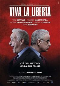 La locandina del film.#vivalalibertà#movie#film