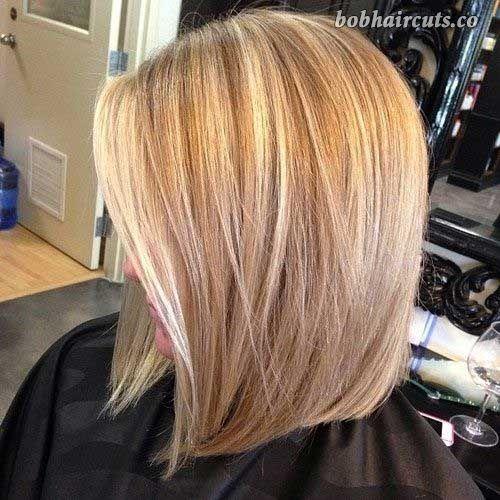 Peachy 1000 Ideas About Long Angled Bob Hairstyles On Pinterest Bob Short Hairstyles Gunalazisus