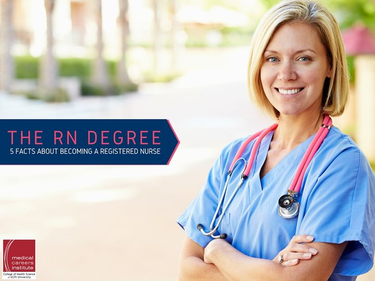 The RN Degree: 5 Facts about Becoming a Registered Nurse  #RN #Nurses #Nurse #Nursing #RegisteredNurse #nurselife #nursingdegree #ECPIUniversity  http://www.ecpi.edu/blog/rn-degree-5-facts-about-becoming-registered-nurse#sthash.sTwDkoan.dpuf