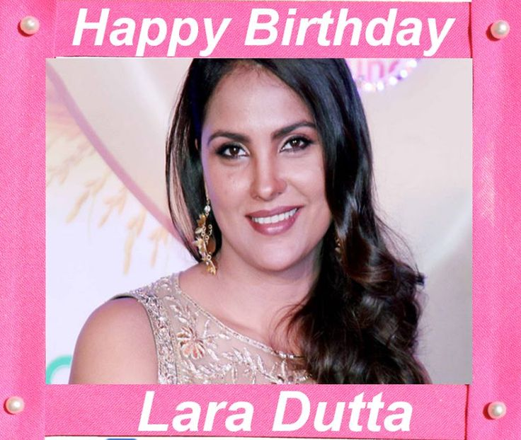 @dailynews360 wishes you a very happy returns of the day to beautiful lady @LaraDutta :)