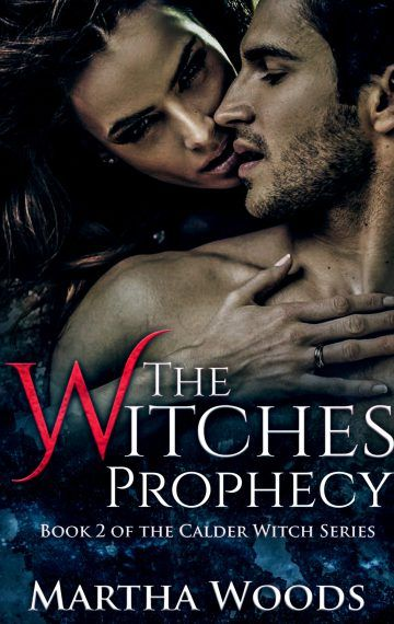 What has Veronica and Morgan learned that will change the course of their deadly fight against the century-old Calder Witch Prophecy?