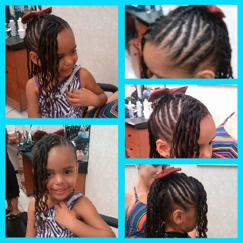 Magnificent 143 Best Images About Natural Kids Twists On Pinterest Flat Hairstyles For Women Draintrainus