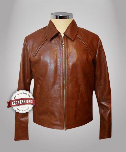 24 best Celebrity Leather Jackets images on Pinterest