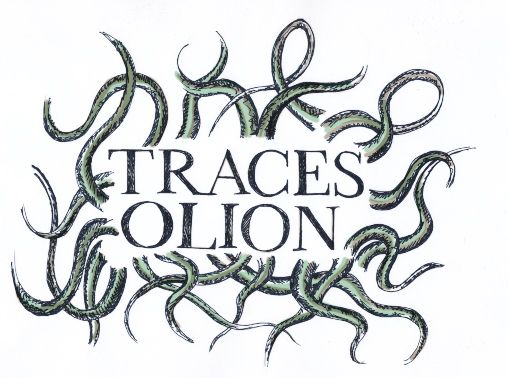 Traces Olion - digital guide of St Fagans, uses non-linear storytelling, blurring truth, visitor must trust the guide