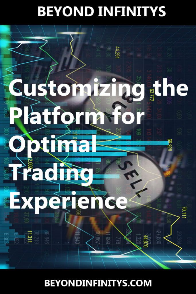 Customizing The Platform For Optimal Trading Experience Beyond