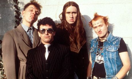 The Young Ones! love this show!!!!