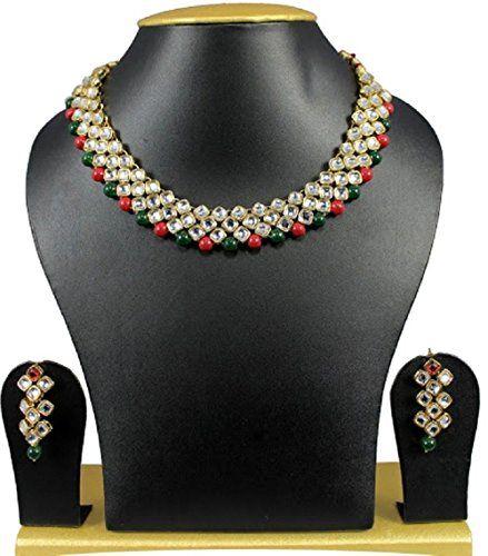 Indian Bollywood Unique Red & Green Pearls Wedding Wear W... https://www.amazon.com/dp/B01MZCQC0R/ref=cm_sw_r_pi_dp_x_f17nzbDXEAFAD