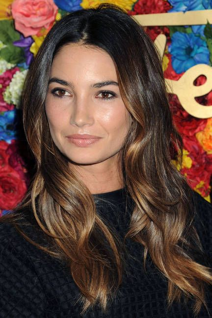 Lily Aldridge: 9 ways to speed up your beauty routine