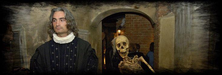 Muzeum strašidel - Akce | MYSTERIA PRAGENSIA