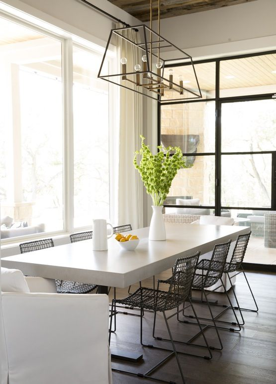Dining Room Orisha Dr Austin TX Contemporary Cottage Eclectic Farmhouse Industrial MidCenturyModern Modern Rustic Transitional