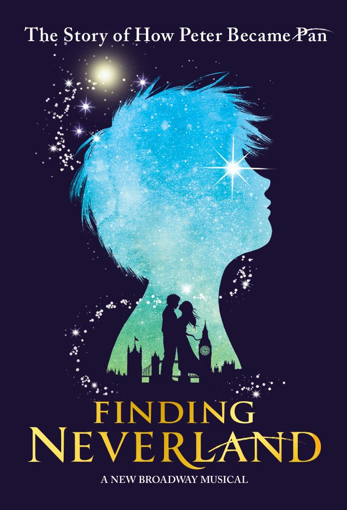 Finding Neverland | A New Broadway Musical | I think this could be my next obsession! :)