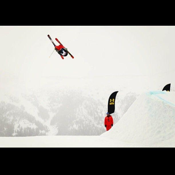 2013 USASA Ski Nationals at Copper Mountain, CO. #ski #k2 #sagacookbook #saga #lesmoise #unaffiliatedproductions #coppermountain #fulltilt @lesmoise @unaffiliatedproductions
