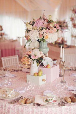 pretty pink wedding // brides of adelaide magazine