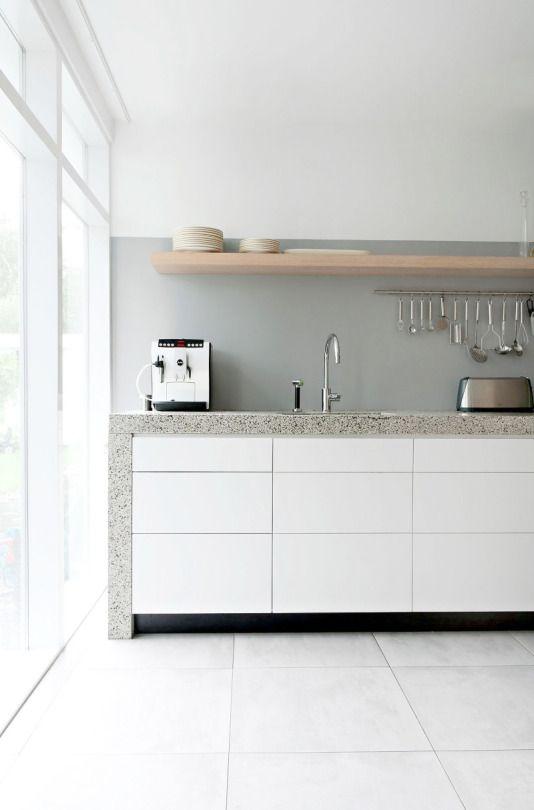 25 beste idee n over zwarte keukenapparatuur op pinterest zwarte apparaten hangende keuken - Moderne apparaten ...