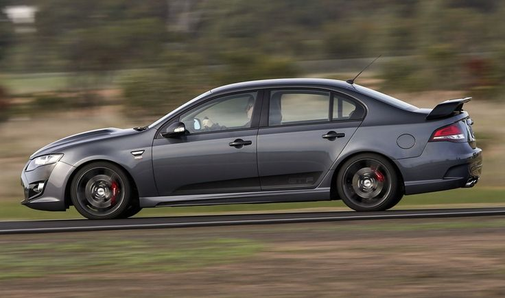 FPV GTF 351 Road Test: Last Of The Ford GTs Reviewed Page 1 of 2