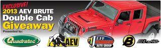 #Sweepstakes ~ Win A Jeep Wrangler 4 Door ~ USA http://www.linkiescontestlinkies.com/2013/07/sweepstakes-win-jeep-wrangler-4-door-usa.html