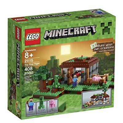 LEGO Minecraft 21115 The First Night[並行輸入品]