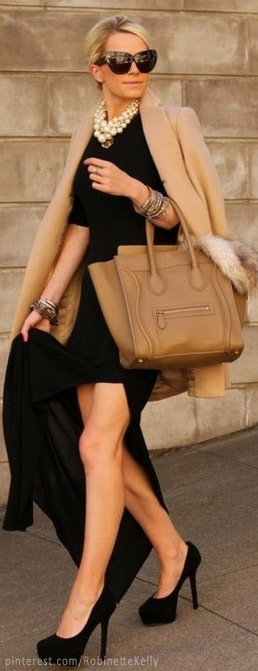 yes, yes, yes.  the quintessential ensemble.mStreet Style