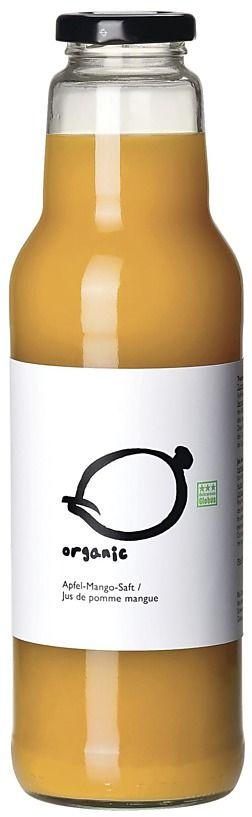 """Fast wie Kinderzeichnungen wirken die Abbildungen auf den Verpackungen und Etiketten der """"organic""""-Serie der Schweizer Kette Globus."""