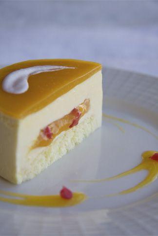 マンゴーチーズケーキ : Lovely-Jubblyな日々