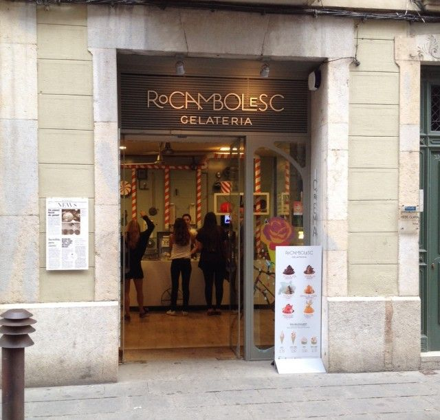 Ice Cream with Attitude at Girona's Rocambolesc | The Bred Blog