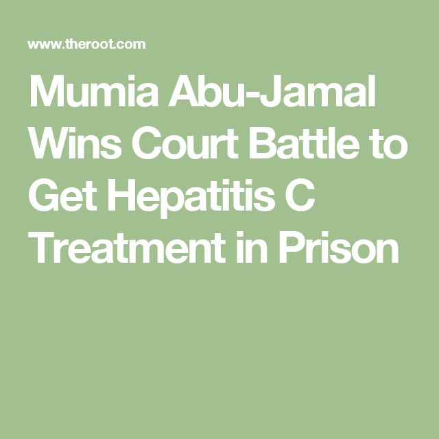 Mumia Abu-Jamal Wins Court Battle to Get Hepatitis C Treatment in Prison